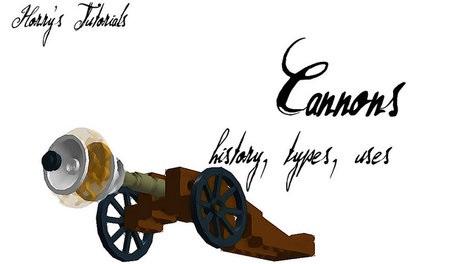 Cannon Tutorial
