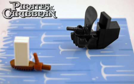 (Micro) Pirates of the Caribbean