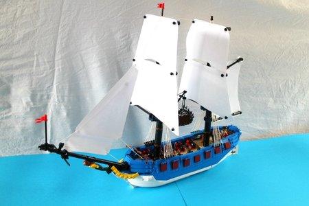 Spanish Armada 14 Gun Brig