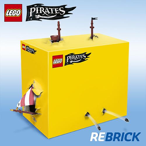 "ReBrick ""Name the Pirate Ship"" Contest"