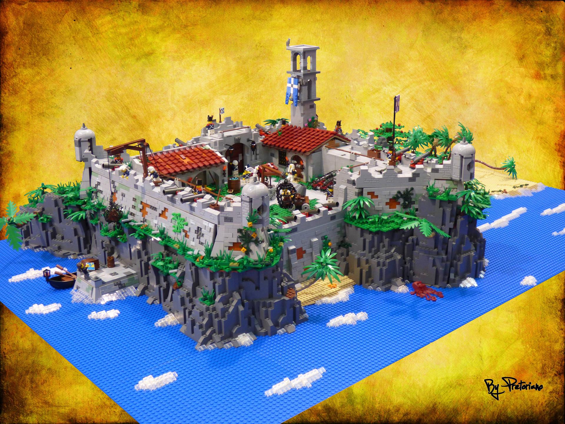 """Photo of """"Santa Catalina's Fortress"""" by PRETORIANO"""