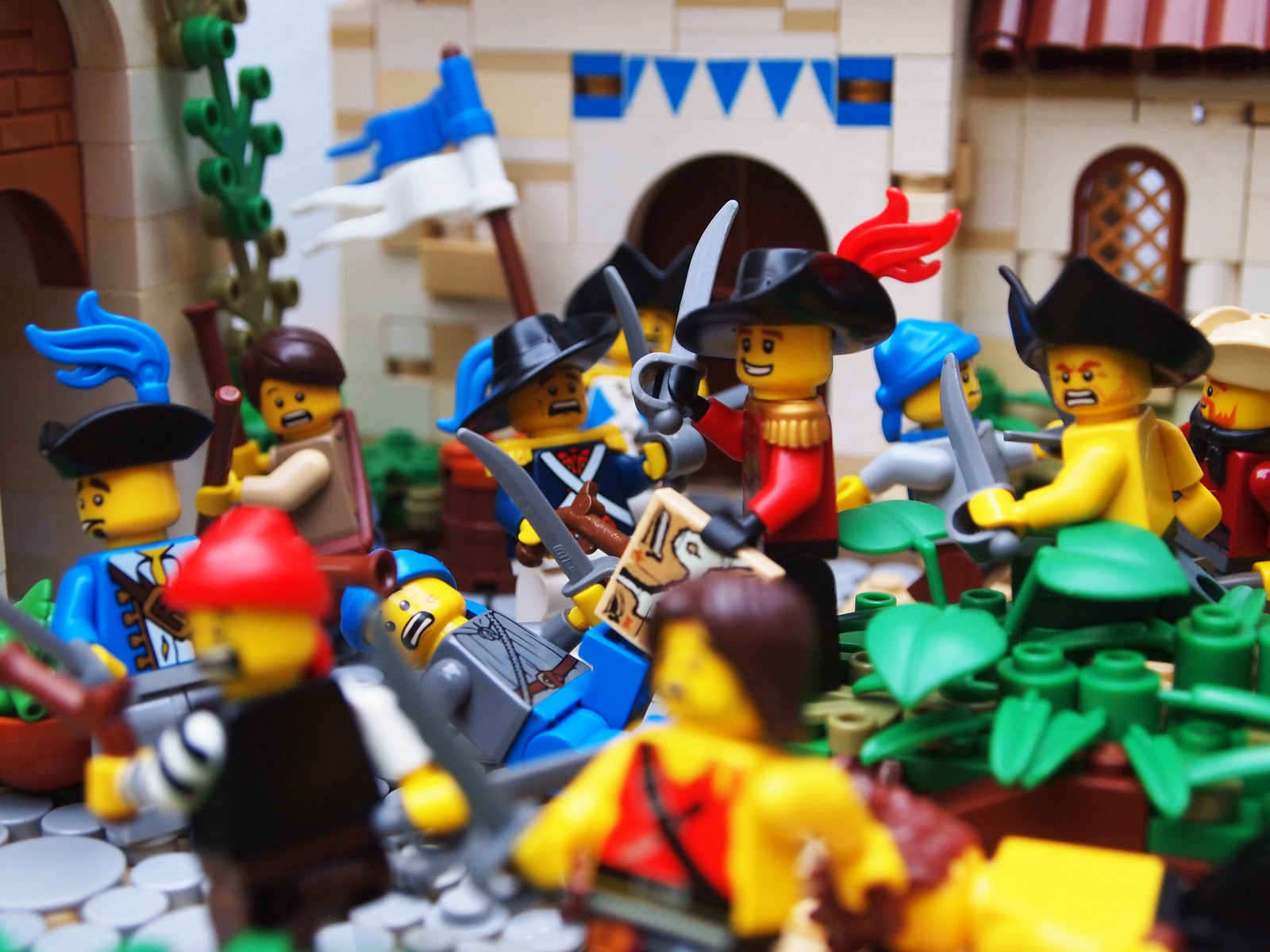"""Photo 02 of """"The Battle of St. Lucia"""" by Mark of Falworth"""