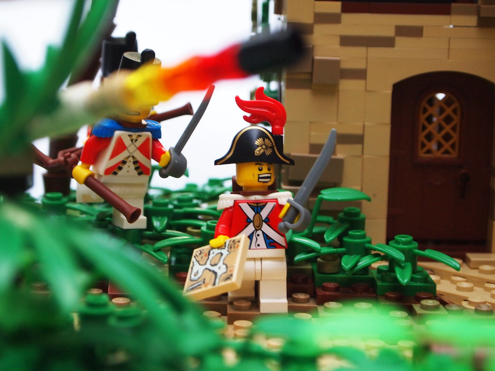 """Photo 03 of """"The Battle of St. Lucia"""" by Mark of Falworth"""