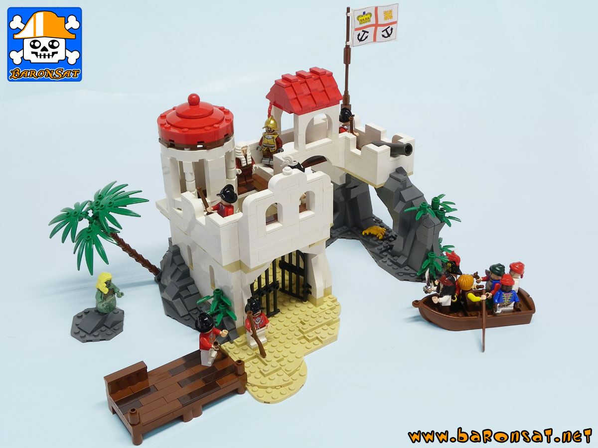 "Photo of ""Little Spanish Fort"" by BaronSat"