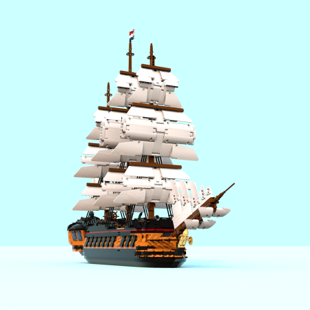 Thumbnail Image of HMS Surprise