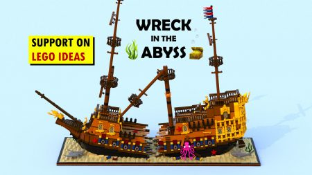 Thumbnail Image of Wreck in the Abyss