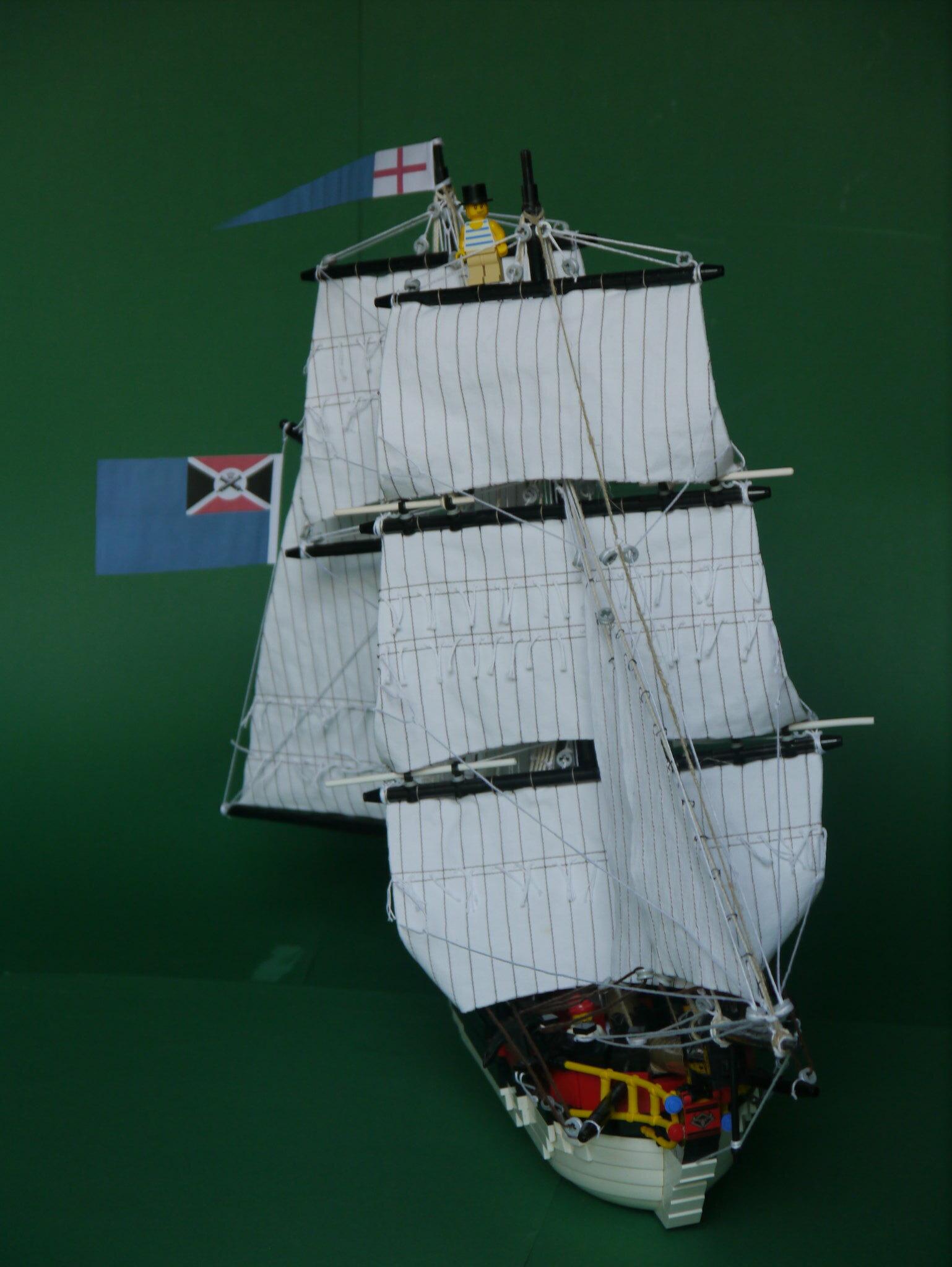 """Photo of """"HMS Ymir"""" by Wellesley"""