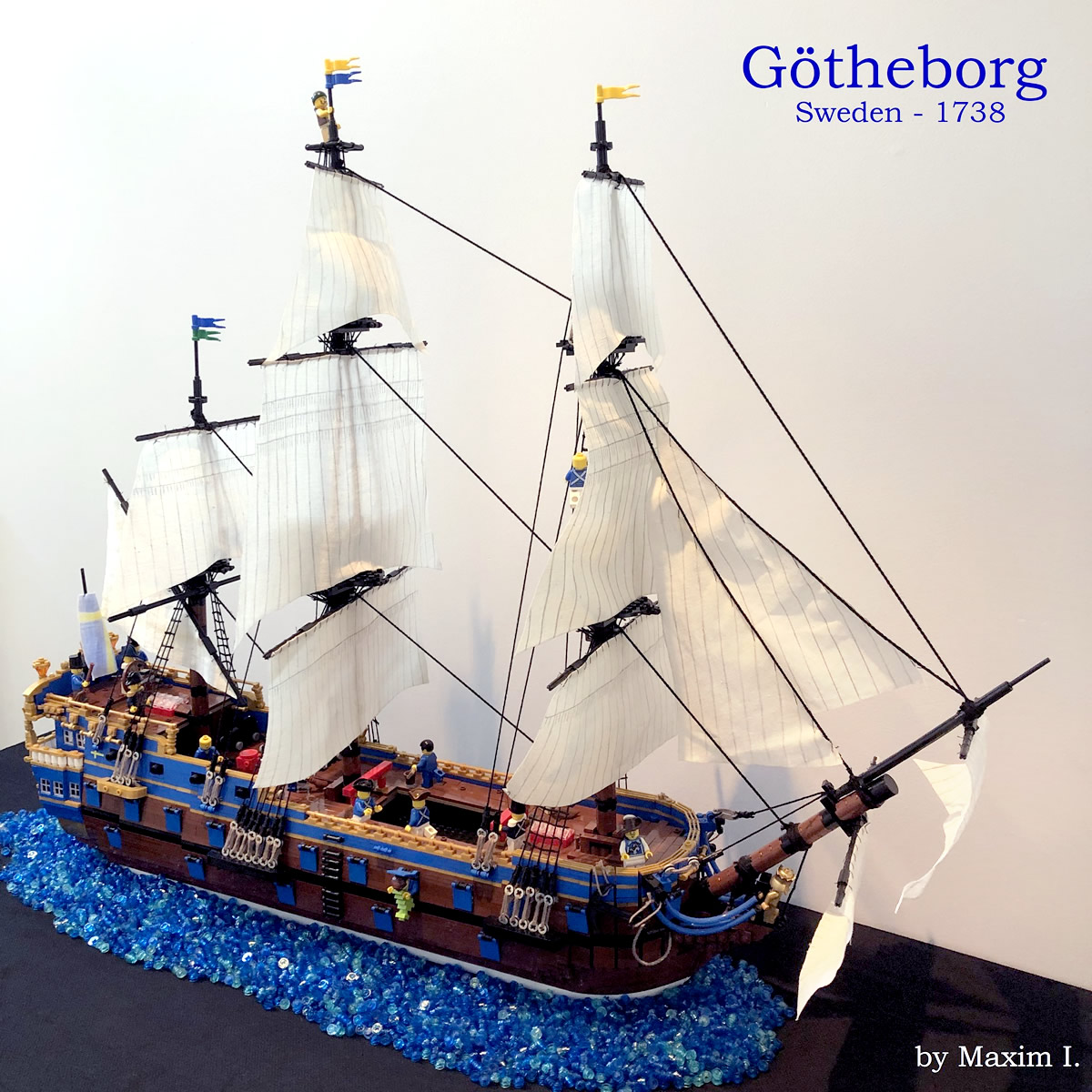 "Photo of ""The Götheborg"" by Maxim I"