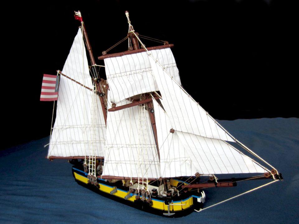 """Photo of """"Sjælland a Topsail Schooner """"by Wellesley"""