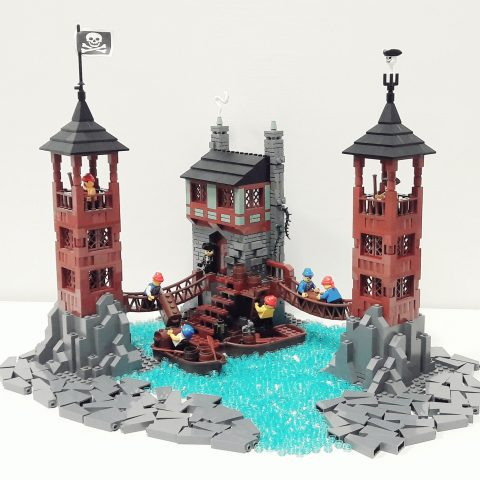 "Thumbnail Image of ""Pirate Headquarter"" by Pantelis"