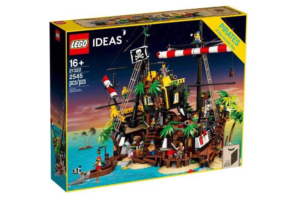 1322 The Pirates of Barracuda Bay - Set Thumbnail