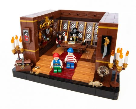 Thumbnail Image of Captain Sabertooth's Cabin