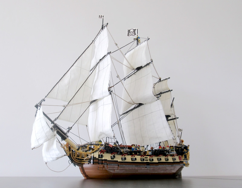 "Photo of ""La Comete Sails again!"" by Sebeus I"