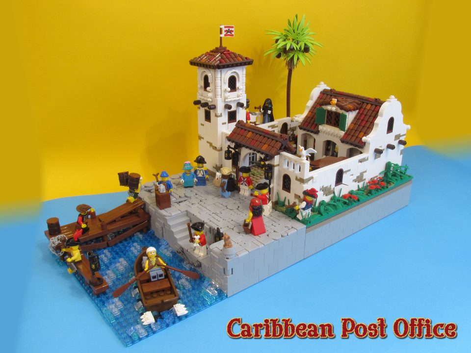 """Photo of """"Caribbean Post Office"""" by Piglet"""