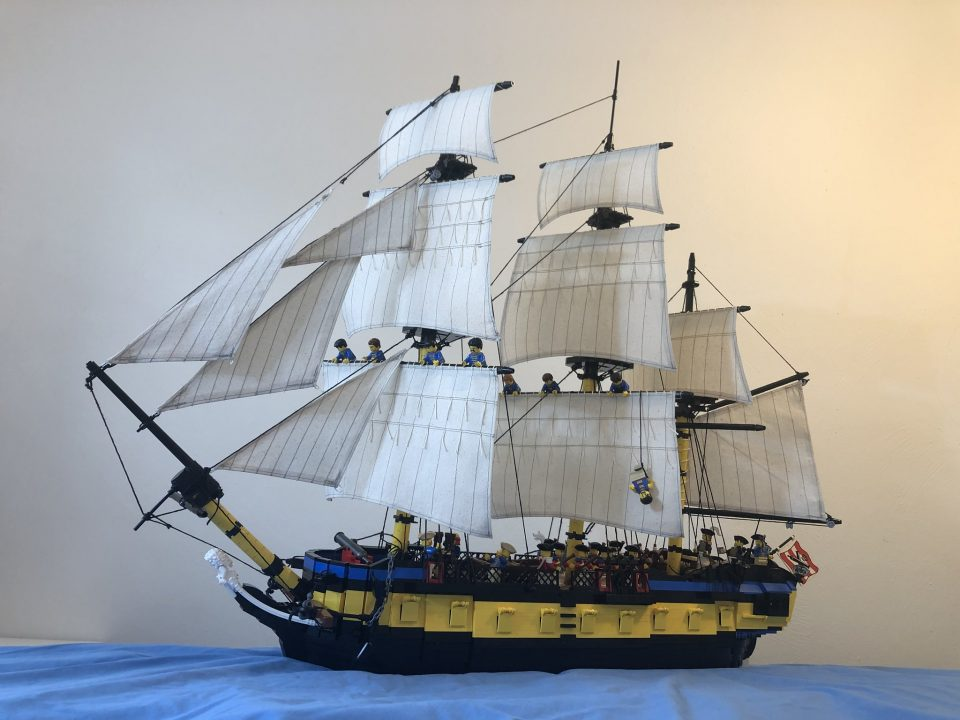 """Photo of """"HMS Birch"""" by Rock Raider"""