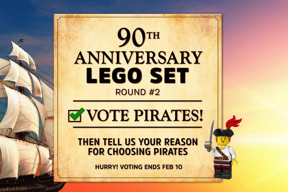 90th Anniversary Set Vote - Round 2