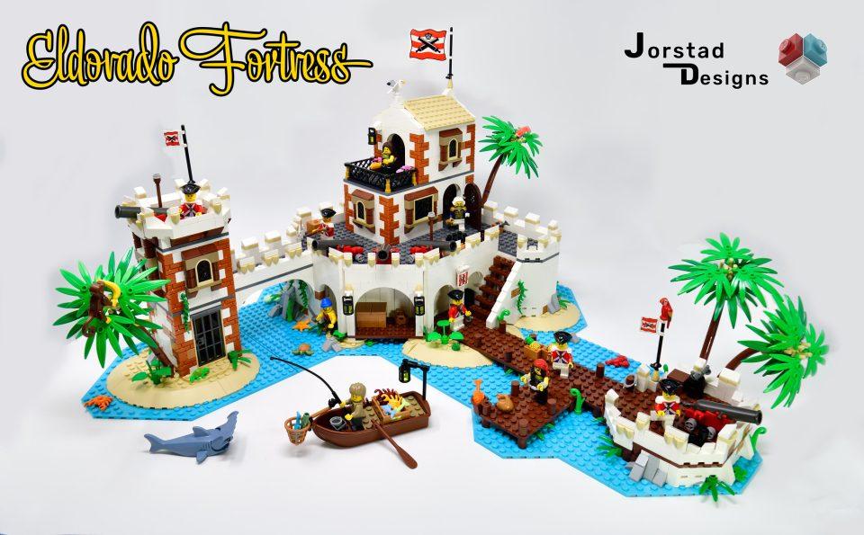 "Featured Image for ""Eldorado Fortress"" redesigned by JorstadDesigns"