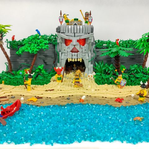 """Thumbnail Image of """"Return to Forbidden Island"""" by Cube Brick"""
