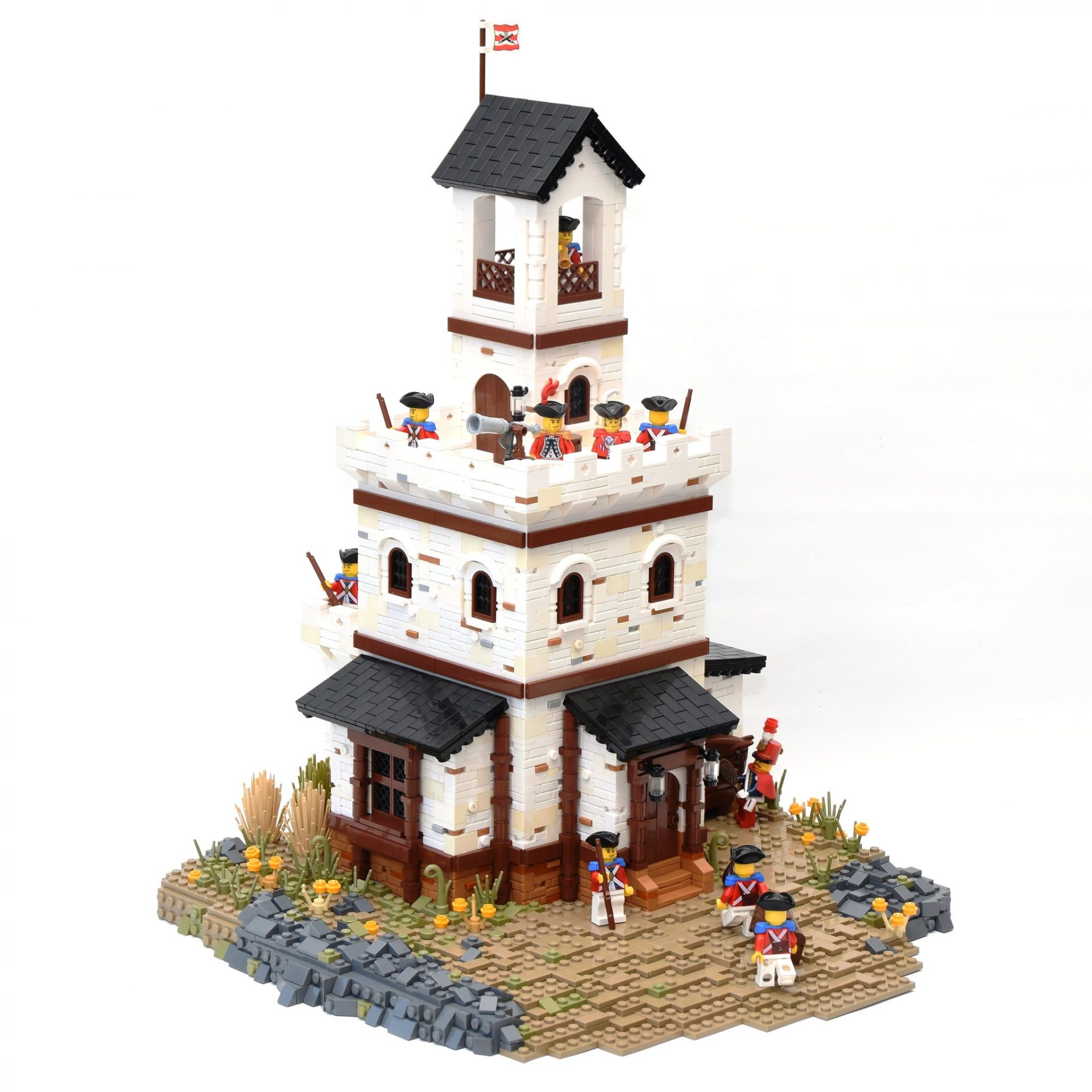 """Photo of """"Customs Post, Hussar's Isle"""" by Ayrlego"""