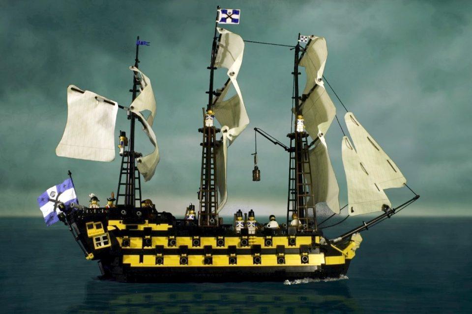 """""""HMS Unsinkable II"""" by VaneStream"""