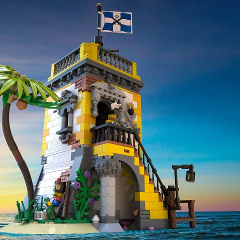 """Thumbnail Image of """"Sabre Island Anno Domini 2021"""" by SleeplessNight"""