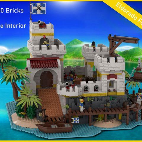 "Thumbnail Image of ""Eldorado Fortress Redux"" by LM71Blackbird"