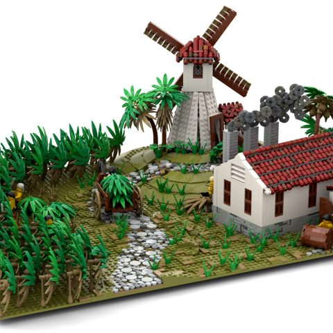 "Thumbnail Image of ""Sugarcane Plantation"" by TomSkippy"