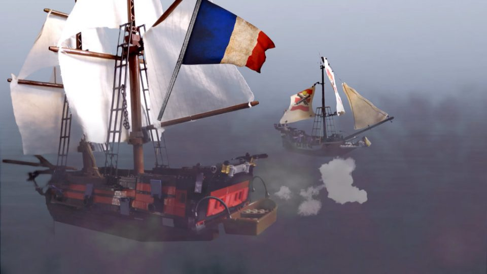 """Featured Image for """"Master & Commander: The Far Side of the World"""" by Captain Edward"""