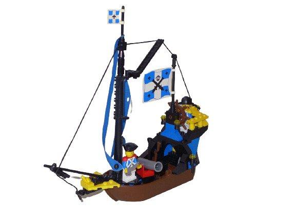 Caribbean Ribbit by Legostein