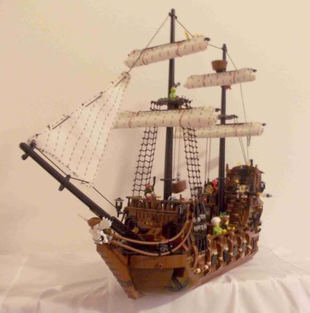 LEGO Pirates Photo - Bad Example 04