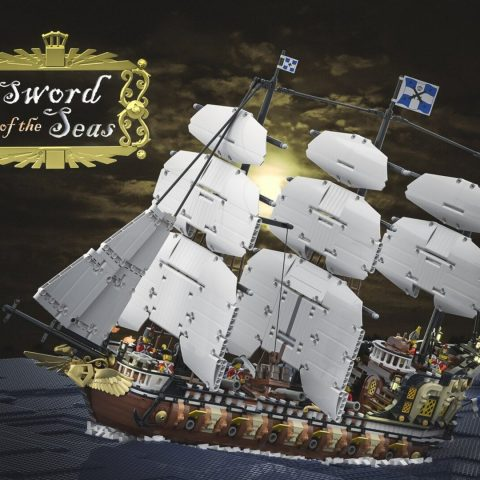 """Thumbnail Image of """"The Sword of the Seas"""" by Bricky_Brick"""