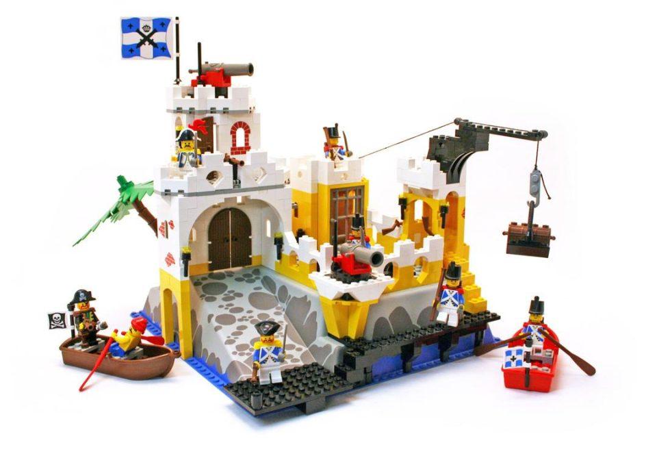 """Photo of LEGO Pirates """"6276 Eldorado Fortress"""""""