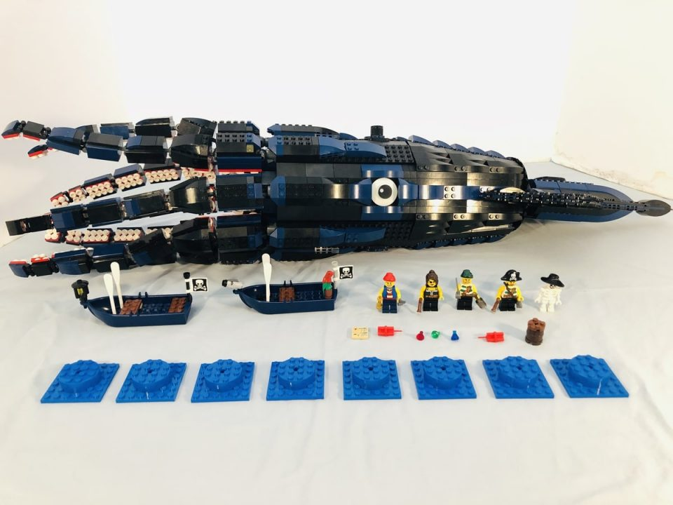 "LEGO Pirates - The Kraken"" by Mothman99 - 01"