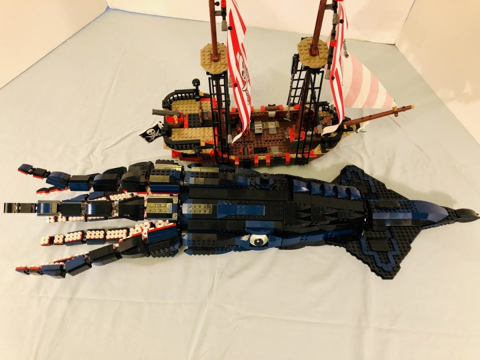 "LEGO Pirates - The Kraken"" by Mothman99 - 04"