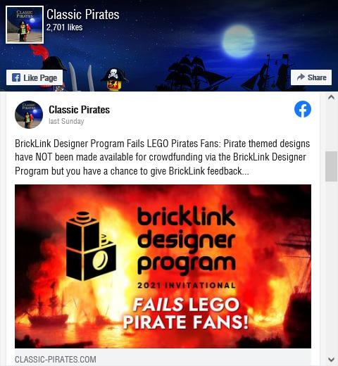 Screenshot of WordPress - Post Excerpt on Facebook