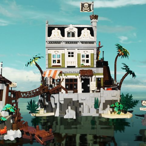 """Thumbnail Image of """"Vane's Pirate Hideout"""" by VaneStream"""