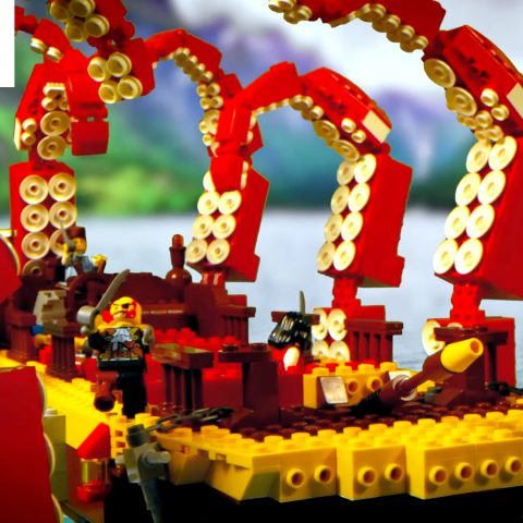 """Thumbnail Image of """"Pirate River Quest"""" Attraction Opening at LEGOLAND Florida Resort"""