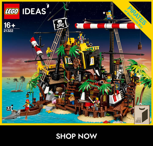 21322 Pirates of Barracuda Bay